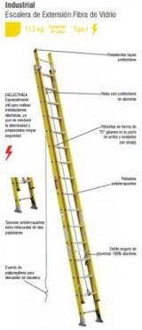 ESCALERA EXTENSION FV 40 ESC TIPO I